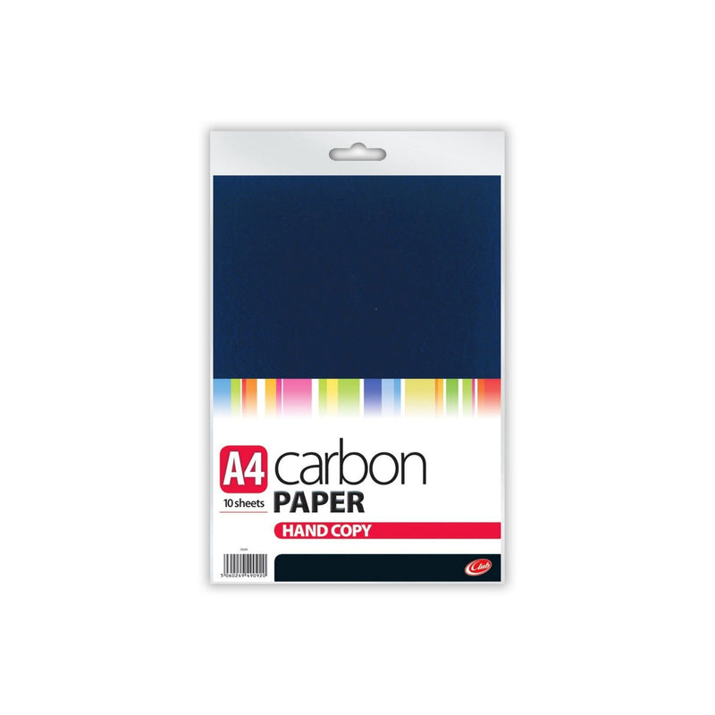A4 Pack Carbon Paper - Black