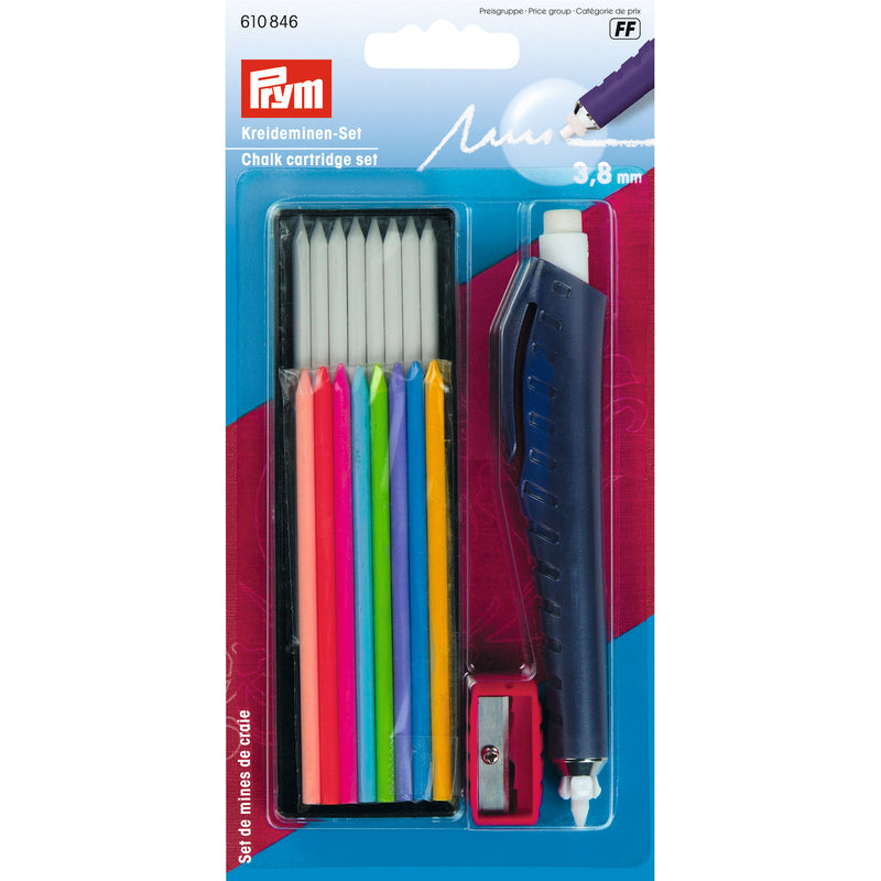 Prym Chalk Pencil Cartridge Set