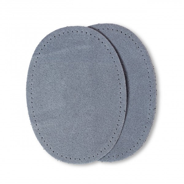 Prym Velour Imitation Leather Patches - Oval