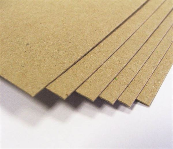 A2+ Recycled Kraft Card 325gsm