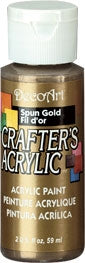 DecoArt Crafter's Acrylic Range - 59ml