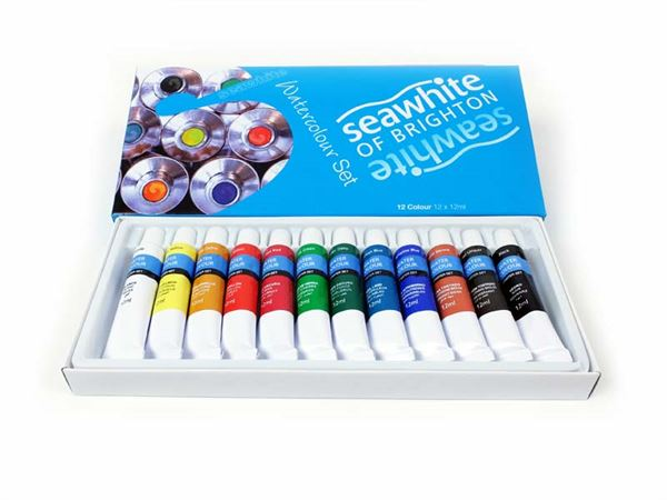 Seawhite Watercolour Paint Set
