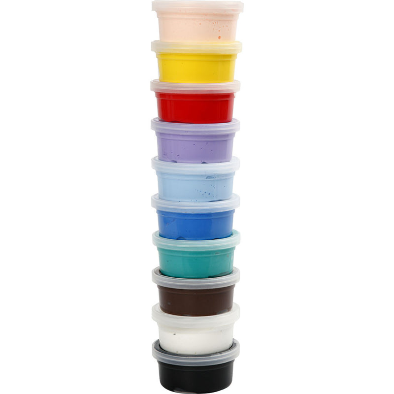 Silk Clay - Assorted Standard Colours Basic 1