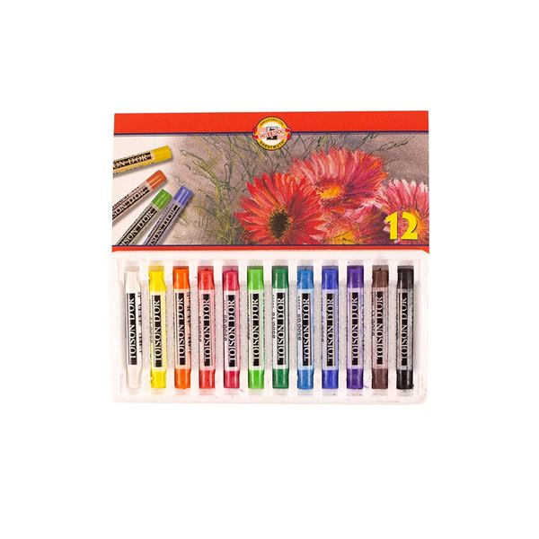 Toison D'Or Chalk Pastel Set 12