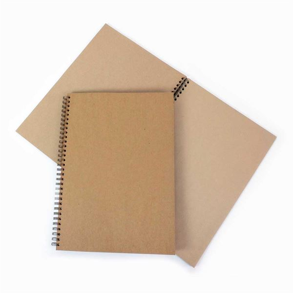 ECO Kraft Sketchbooks
