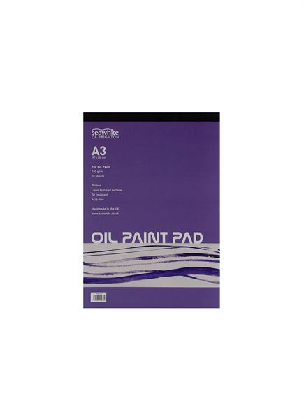 Seawhite Oil Painting Pad A3