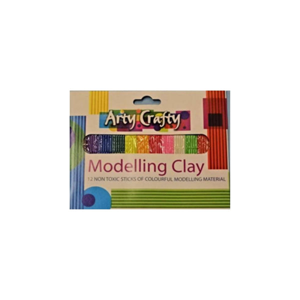 Children's Modelling Clay