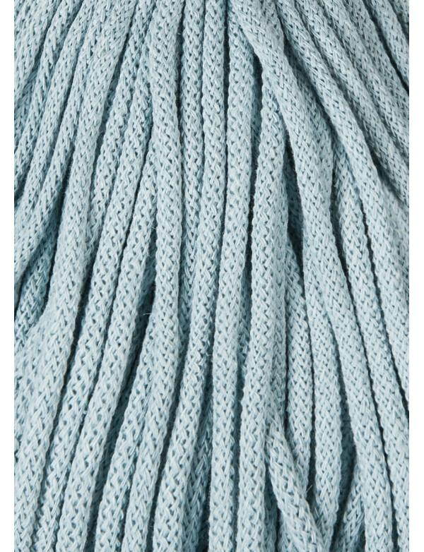 Bobbiny 5mm Macrame Recycled Cotton Rope Cord 100m Misty