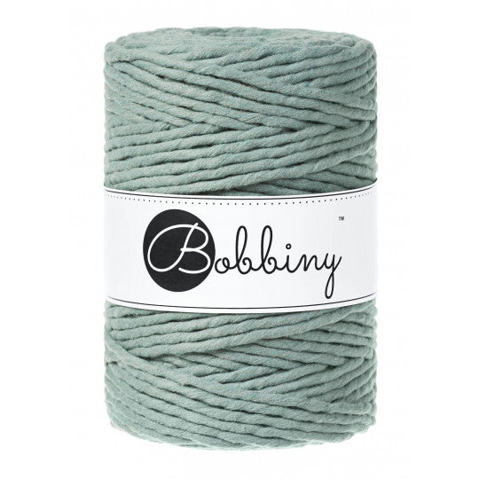 Bobbiny MACRAMÉ CORD 5MM 100M/108YDS - Laurel