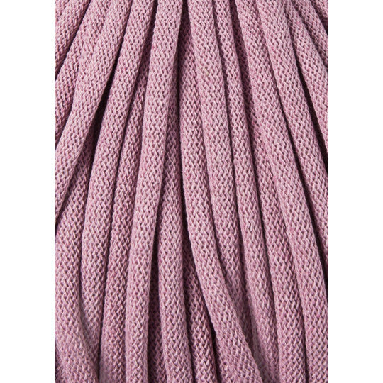 BOBBINY BRAIDED CORD 9MM 100M/108YDS - Dusty Pink