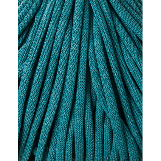 BOBBINY BRAIDED CORD 9MM 100M/108YDS - Teal