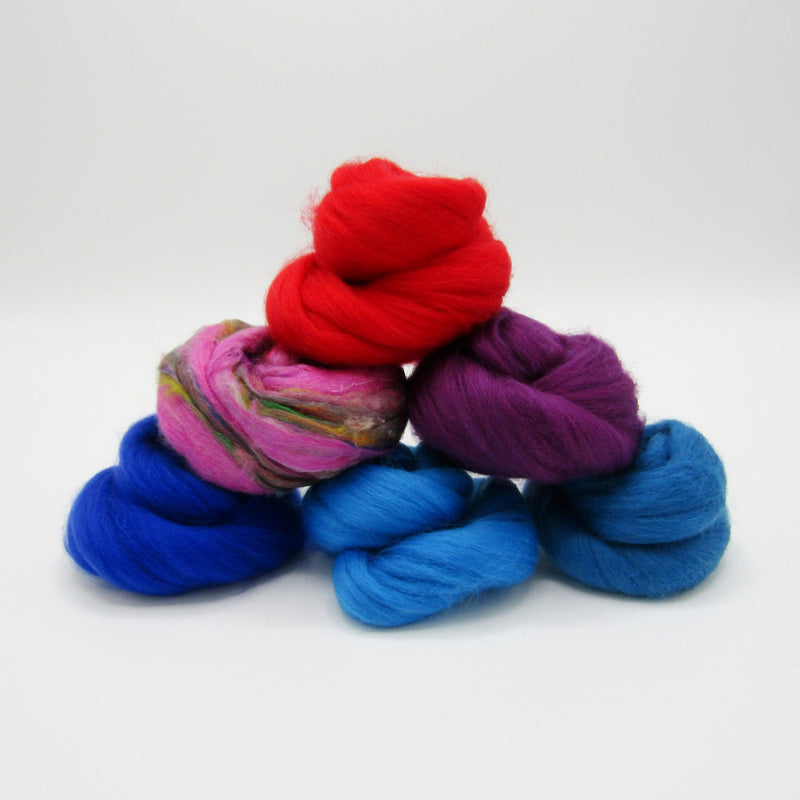 Merino Wool Bundle - Jewels