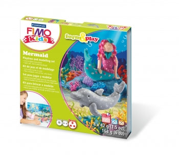 Fimo Form & Play Set - Mermaid