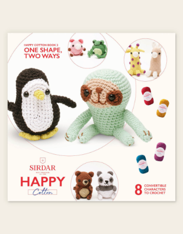 Happy Cotton Crochet Pattern Booklet 2
