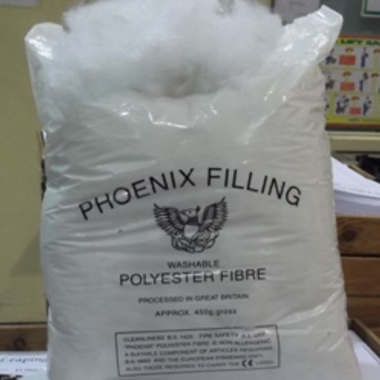 Toy Filling - Polyester fibre - 450g