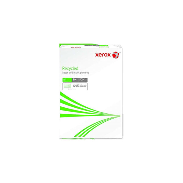 Xerox A4 Recycled Paper 80gsm - 500 Sheets