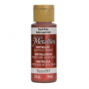 DecoArt Dazzling Metallics - 59ml