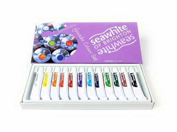 Seawhite Gouache Paint Set