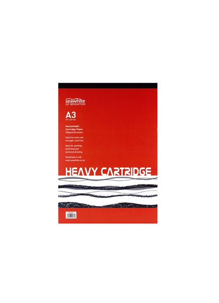 Seawhite All-Media Heavy Cartridge Pads