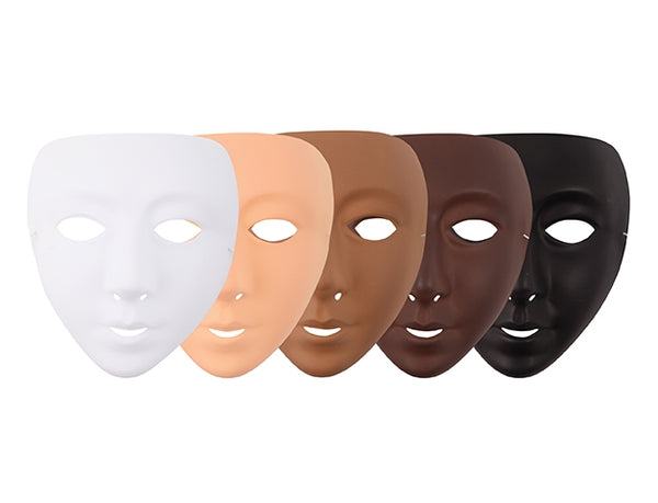 Multicultural Face Masks