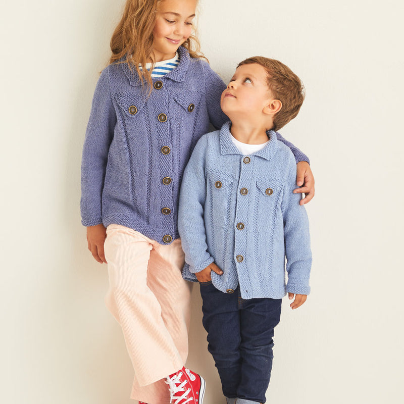 Kids Denim Jacket Style 2537