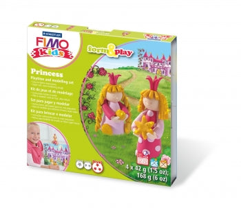 Fimo Form & Play Set - Princess