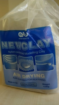 Newclay - Air Drying Clay 4.5kg
