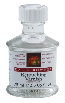 Daler Rowney Retouching Varnish - 75ml