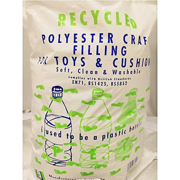 RE-CYCLED TOY FILLING 250G