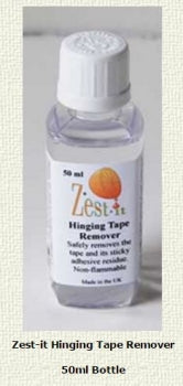 Zest-it Artists Adhesive Remover (Hinging Tape) - 50ml