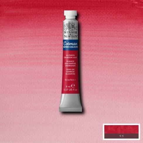 Winsor & Newton Cotman Watercolour Paints - 8ml