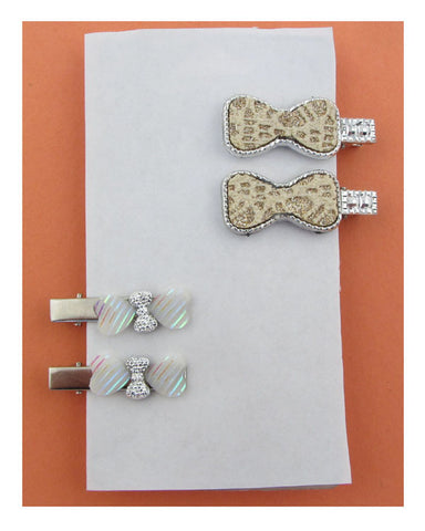 Bow hair clip - Kendalls Deals