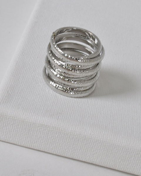 Layered Coil Ring id.31466 - Kendalls Deals