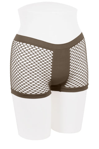 Ladies fishnet boyshort - Kendalls Deals