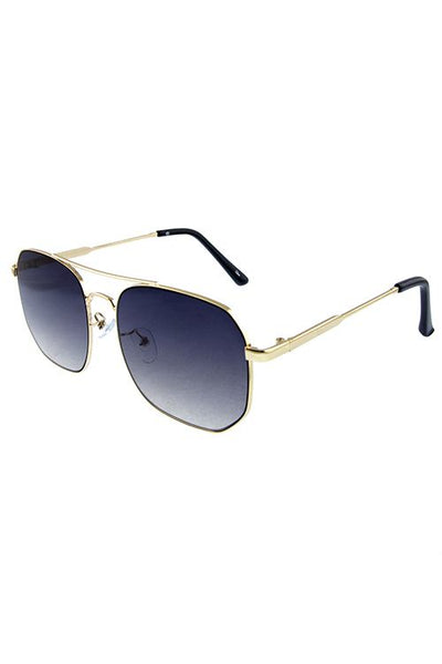 Womens box aviator rebar fashion sunglasses - Kendalls Deals