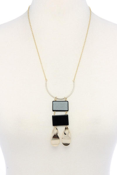 Modern Chic Pendant Necklace - Kendalls Deals