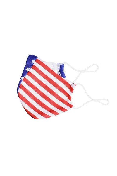 Made In Usa / Fashionable 3d Reusable Face Mask - Kendalls Deals