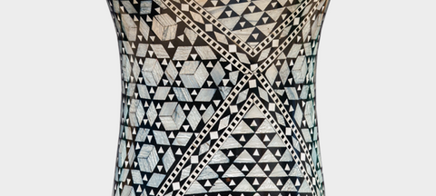 Middle Section of The Spectrum Darbuka / Doumbek