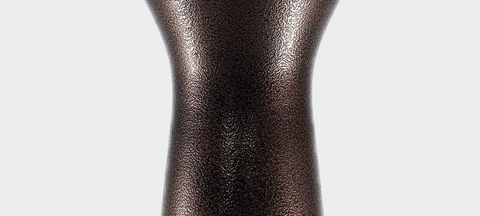 Middle Section of Bronze Entry-Level Darbuka / Doumbek