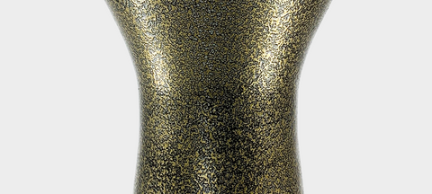 Middle Section of Gold Entry-Level Darbuka