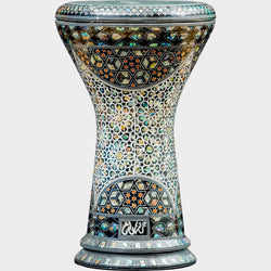 The Emerald Cove Darbuka | Malik Instruments | Darbuka / Doumbek / Goblet Drum