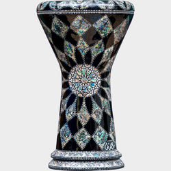 The Dark Flower Sombaty Darbuka