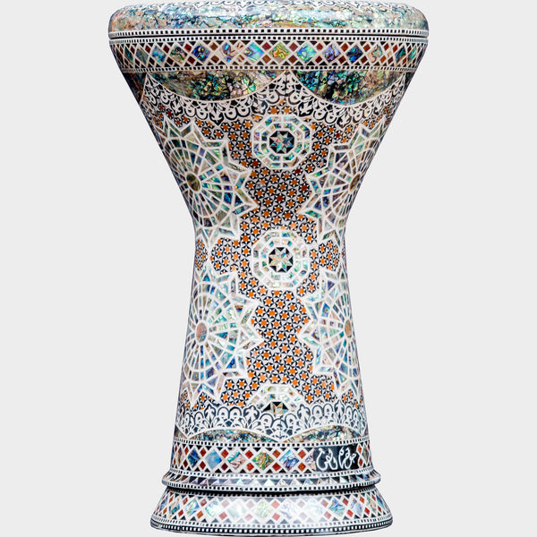 The Royal Mandala Sombaty Darbuka | Gawharet El Fan | Darbuka / Doumbek / Goblet Drum
