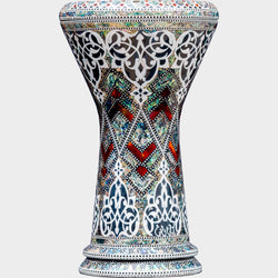 The Royal Vines Sombaty Darbuka | Malik Instruments | Darbuka / Doumbek / Goblet Drum