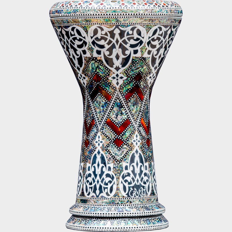 The Royal Vines Sombaty Darbuka | Gawharet El Fan | Darbuka / Doumbek / Goblet Drum