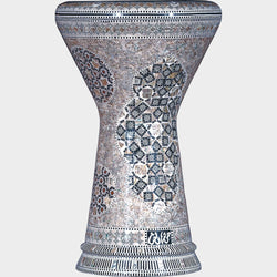 The Pearl Shrine Sombaty Darbuka | Malik Instruments | Darbuka / Doumbek / Goblet Drum