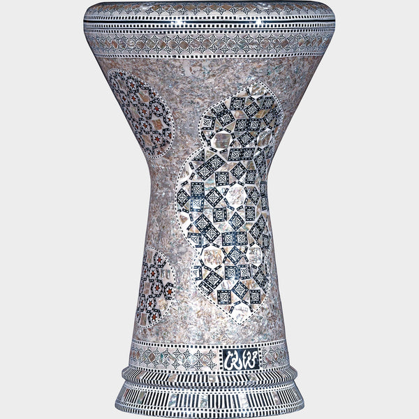 The Pearl Shrine Sombaty Darbuka | Gawharet El Fan | Darbuka / Doumbek / Goblet Drum
