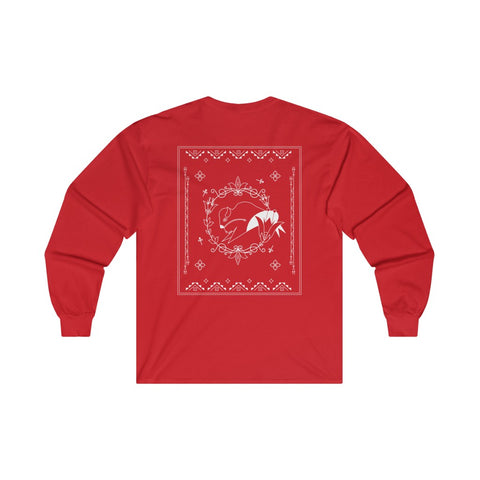 [Pté Oyáte] Long Sleeve Tee