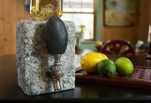 Stone Drink Dispenser - Free Shipping