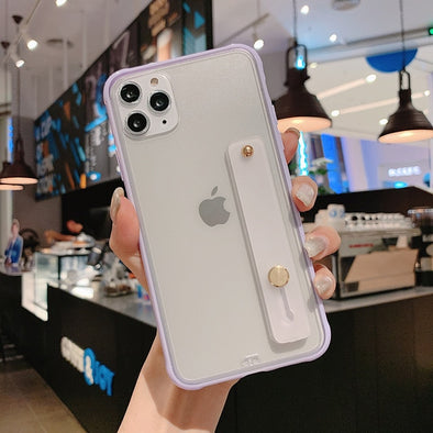 Shockproof Transparent iPhone 11 Bumper